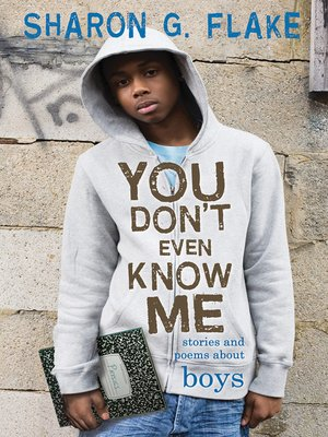 cover image of You Don't Even Know Me
