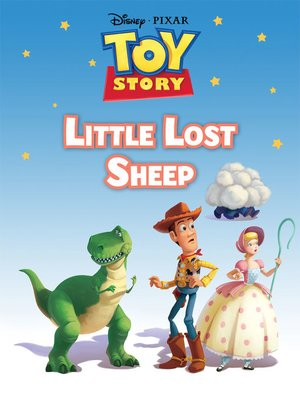cover image of Little Lost Sheep