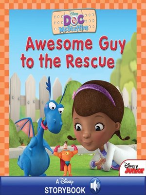 cover image of Awesome Guy to the Rescue: A Disney Read-Along