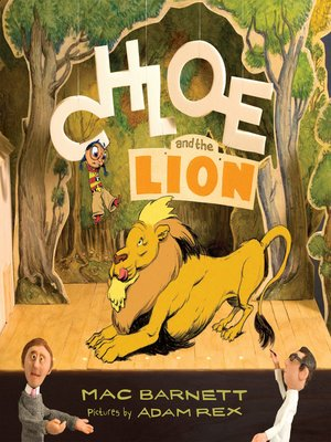 cover image of Chloe and the Lion