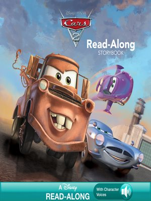 cover image of Cars 2 Read-Along Storybook
