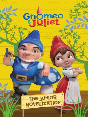 cover image of Gnomeo and Juliet