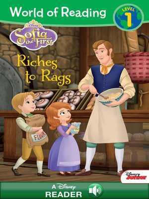 cover image of World of Reading Sofia the First