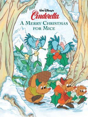 cover image of A Merry Christmas for Mice