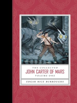 cover image of The Collected John Carter of Mars (Volume 1)