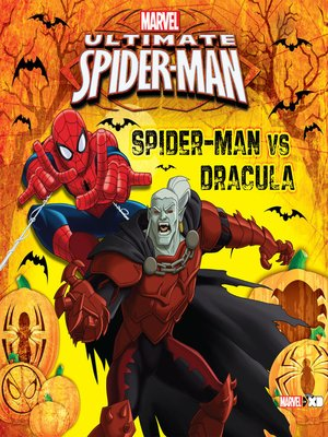 cover image of Spider-Man vs. Dracula