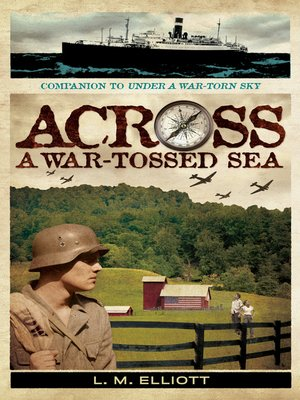 cover image of Across a War-Tossed Sea