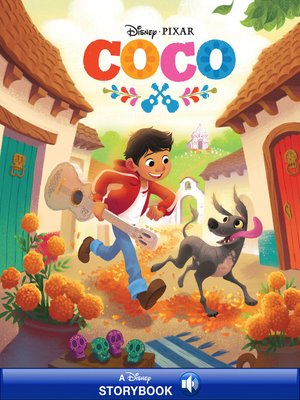 cover image of Disney Classic Stories: Coco