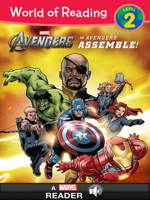cover image of The Avengers: Assemble!