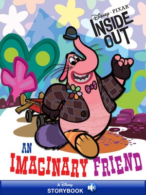 cover image of An Imaginary Friend