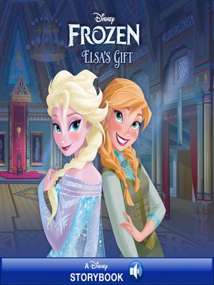 cover image of Elsa's Gift