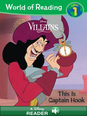 cover image of Captain Hook