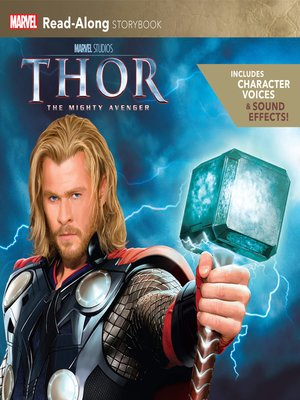 cover image of Thor Read-Along Storybook