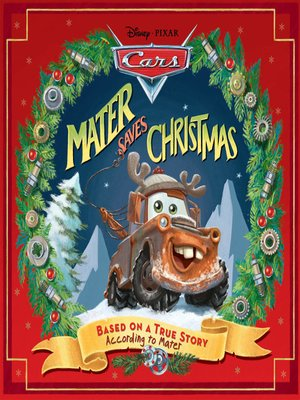 cover image of Mater Saves Christmas