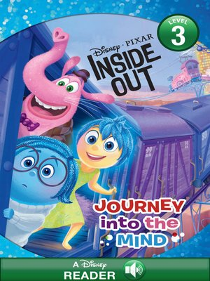 cover image of Journey Into the Mind: A Disney Read-Along (Level 2)