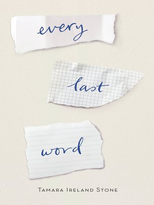 cover image of Every Last Word