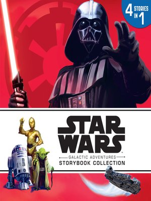 cover image of Star Wars Galactic Adventures