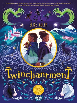 cover image of Twinchantment