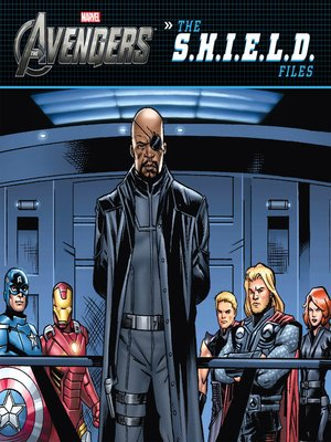 cover image of The S.H.I.E.L.D. Files