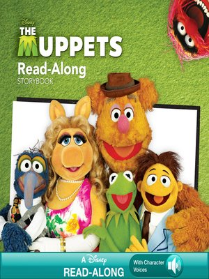 cover image of The Muppets Read-Along Storybook
