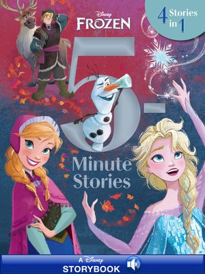 cover image of 5-Minute Frozen Stories