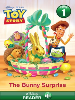 cover image of The Bunny Surprise