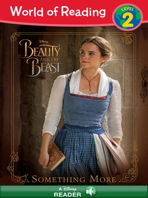 cover image of Beauty and the Beast: Something More