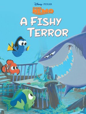 cover image of A Fishy Terror