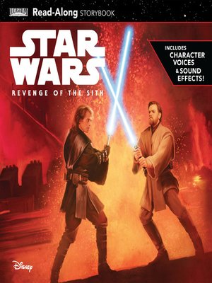 cover image of Star Wars Revenge of the Sith Read-Along Storybook