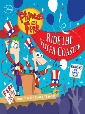 cover image of Ride the Voter Coaster!