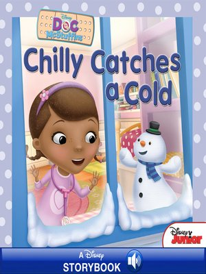 cover image of Chilly Catches a Cold