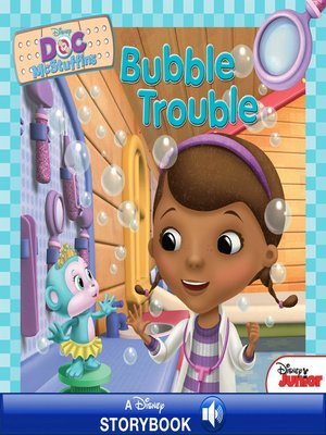 cover image of Bubble Trouble