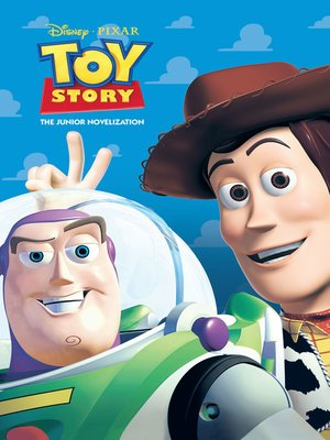 cover image of Toy Story Junior Novel
