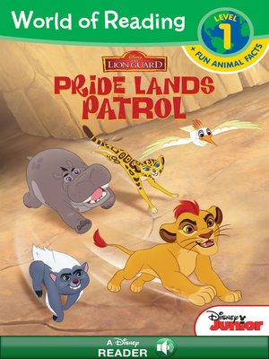 cover image of The Lion Guard: Pride Lands Patrol