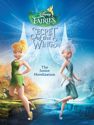 cover image of Tinker Bell: The Secret of the Wings