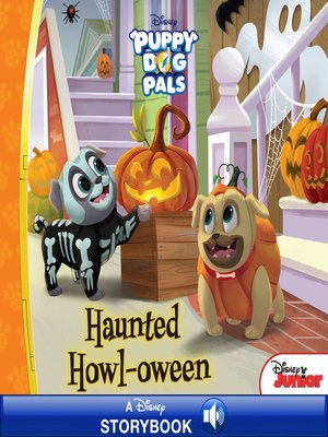 cover image of Haunted Howl-oween