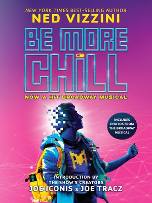cover image of Be More Chill