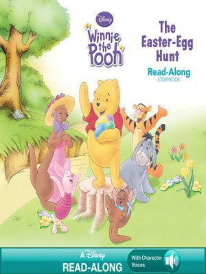 cover image of The Easter Egg Hunt Read-Along Storybook