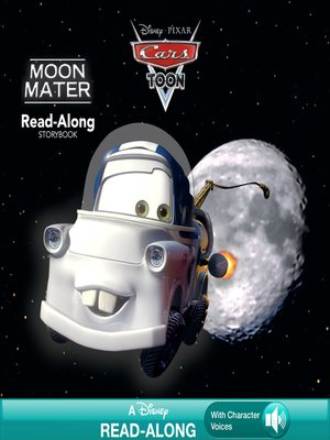 cover image of Moon Mater Read-Along Storybook