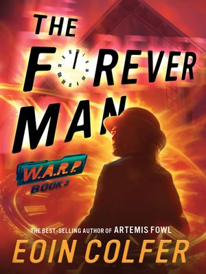 cover image of The Forever Man