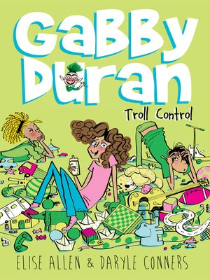 cover image of Troll Control