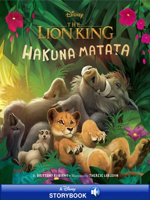 cover image of The Lion King Live Action Picture Book