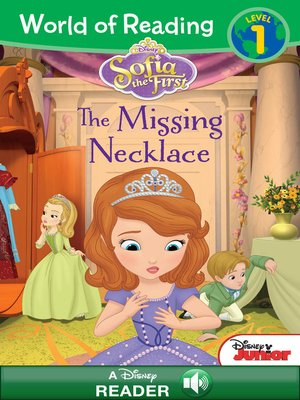 cover image of The Missing Necklace