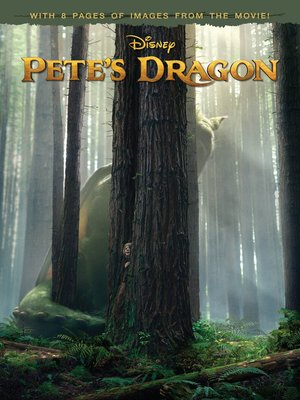cover image of Pete's Dragon Junior Novel