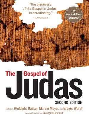 cover image of The Gospel of Judas