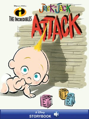 cover image of Jack-Jack Attack: A Disney Read-Along