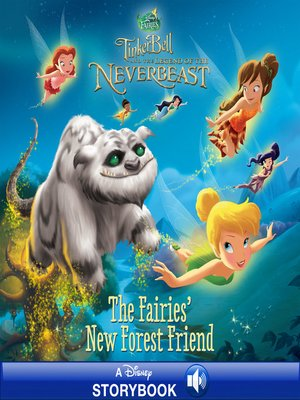 cover image of The Fairies' New Forest Friend: A Disney Read-Along