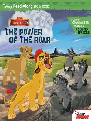cover image of The Power of the Roar