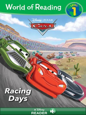 cover image of Racing Days
