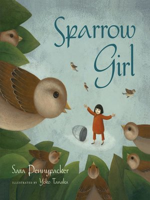 cover image of Sparrow Girl